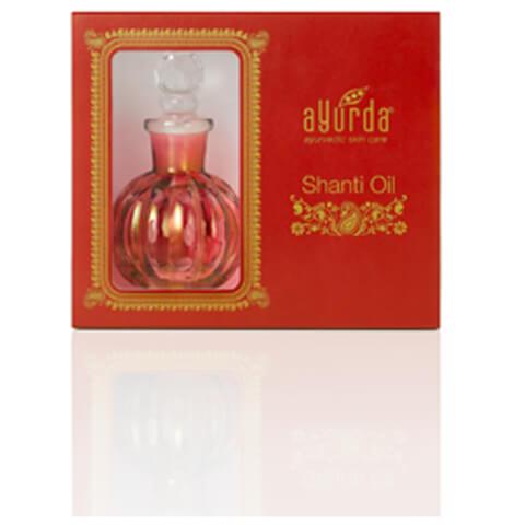 Ayurda Ayurvedic Skincare Shanti Oil 35ml