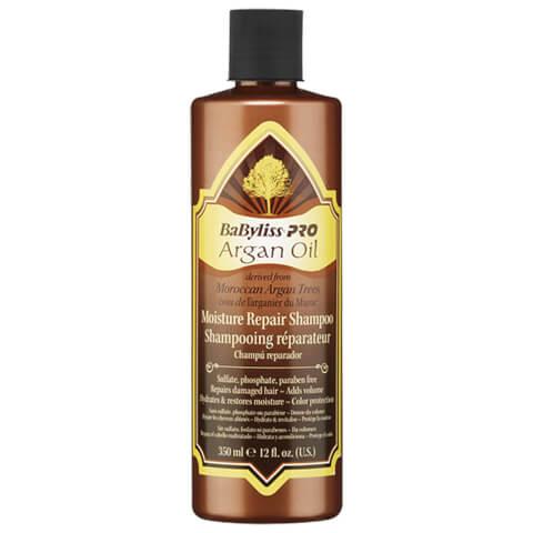 BaByliss PRO Argan Oil Moisture Repair Shampoo 350ml
