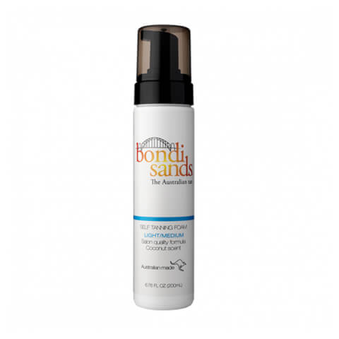 Bondi Sands Self Tanning Foam - Light/Medium 200ml