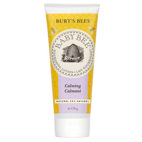 Burt's Bees Baby Bee Calming Nourishing Lotion