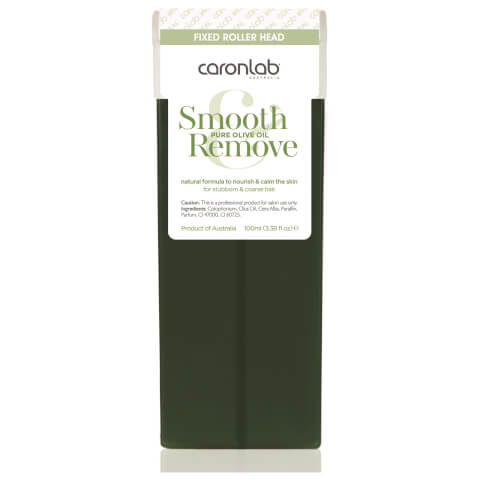 Caronlab Smooth And Remove Pure Olive Oil Strip Wax Cartridge 100ml