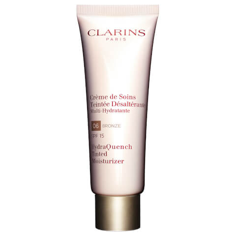 Clarins Hydraquench Tinted Moisturiser SPF15 No.6 Bronze 50ml