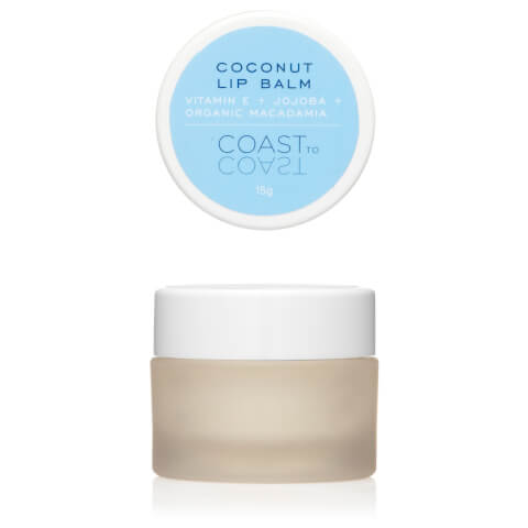 Coast to Coast Coastal Coconut Lip Balm 15ml