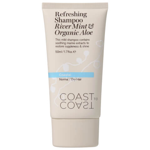 Coast to Coast Coastal Refreshing Shampoo 50ml