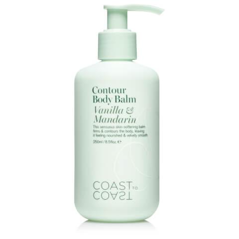 Coast to Coast Rainforest Contour Body Balm 250ml