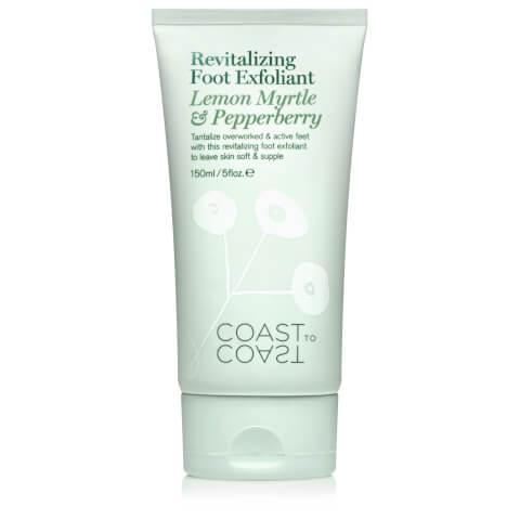 Coast to Coast Rainforest Revitalizing Foot Exfoliant 150ml