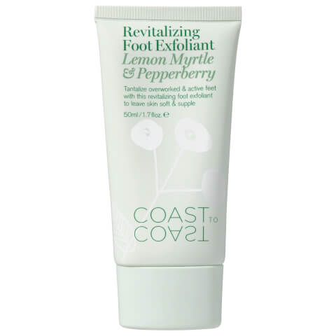 Coast to Coast Rainforest Revitalizing Foot Exfoliant 50ml
