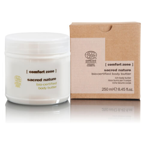 Comfort Zone Sacred Nature Bio-Certified Body Butter 250ml