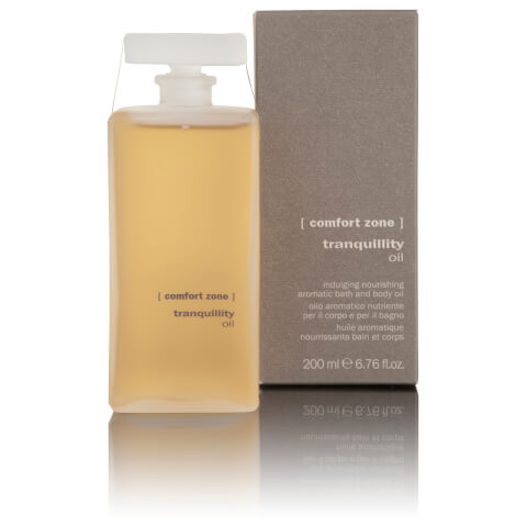 Comfort Zone Tranquillity Aromatic Bath And Body Oil 200ml