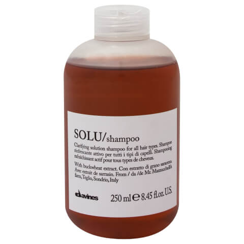 Davines Solu Clarifying Shampoo 250ml