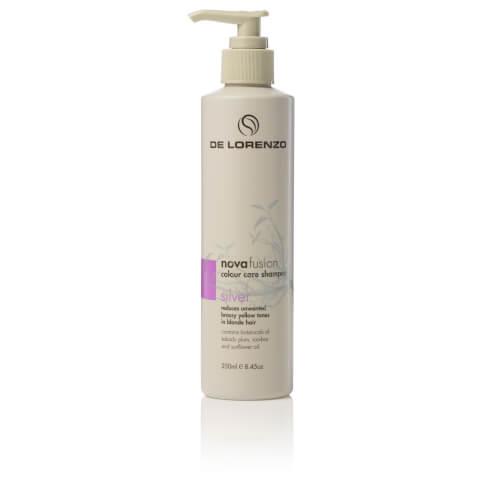 De Lorenzo Novafusion Colour Care Shampoo Silver