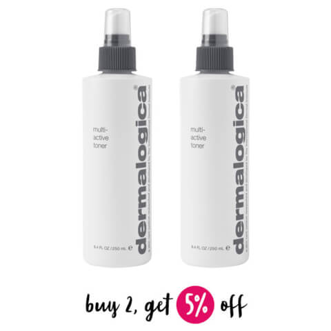 Buy 2 Dermalogica Multi-Active Toner 250ml And Save