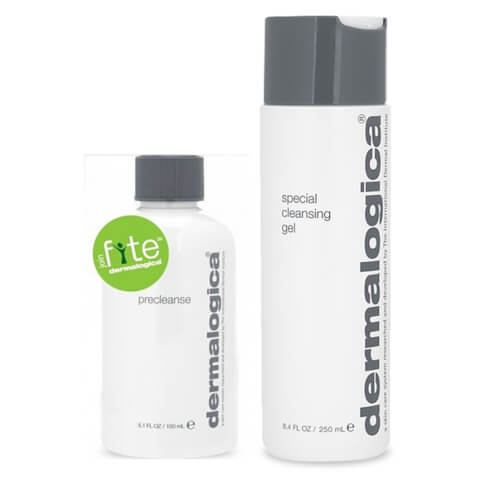 Save 10% On Dermalogica Award Winning Cleansing Duo - Precleanse & Special Cleansing Gel
