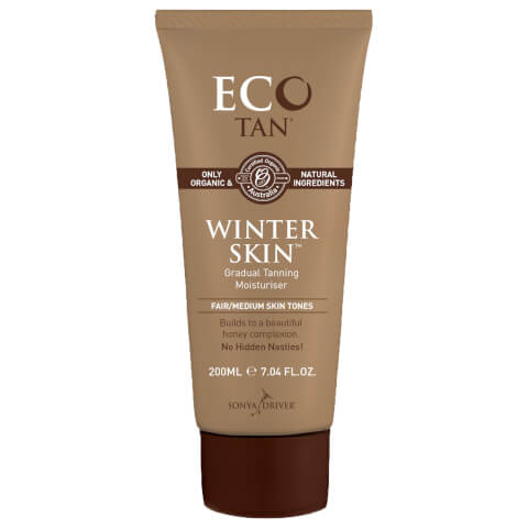 Eco Tan Winter Skin Gradual Tanning Moisturiser 200ml