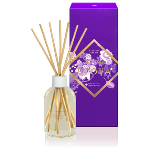 ECOYA Botanicals Reed Diffuser - Midnight Orchid 200ml