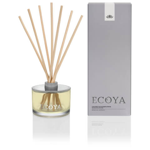 ECOYA Coconut & Elderflower Reed Diffuser