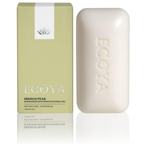 ECOYA French Pear Body Soap 180g