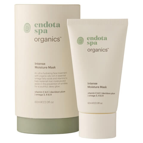 Endota Spa Organics Intense Moisture Mask 60ml