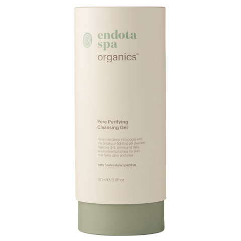 Endota Spa Organics Pore Purifying Cleansing Gel 90ml