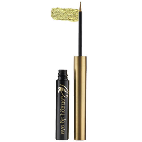 Eye Of Horus Liquid Metal Eye Liner - Alchemy Gold 2.4g
