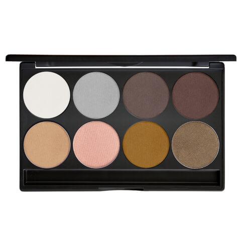Gorgeous Cosmetics 8 Pan Eye Shadow Palette - Ever Metallic