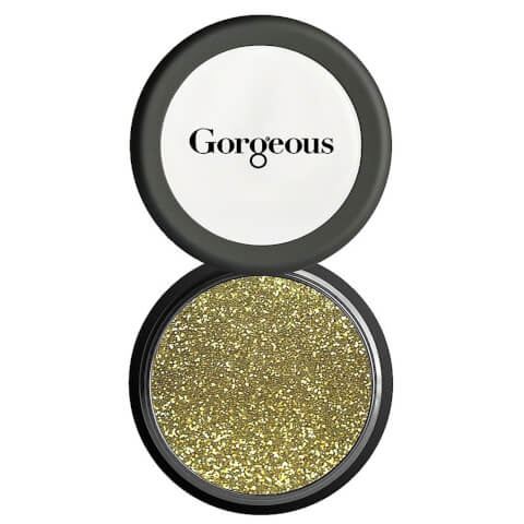 Gorgeous Cosmetics Colour Flash Glitter - Gold 3g