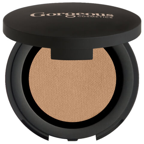 Gorgeous Cosmetics Colour Pro Eye Shadow - Toffee Shine 3.8g