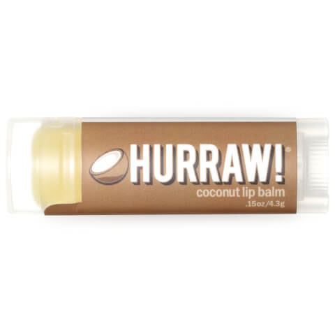 Hurraw! Coconut Lip Balm 4.3g