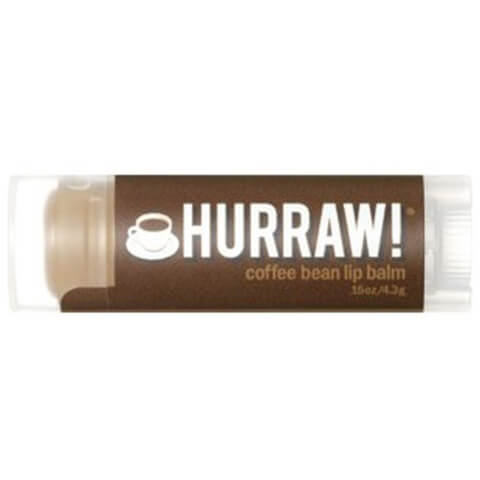 Hurraw! Coffee Bean Lip Balm 4.3g
