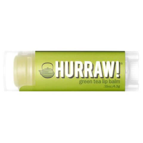 Hurraw! Green Tea Lip Balm 4.3g
