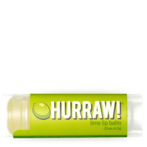 Hurraw! Lime Lip Balm 4.3g