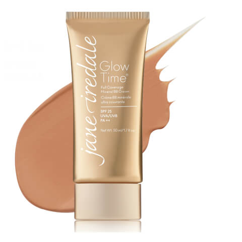 jane iredale Glow Time Mineral BB Cream Bb8 - Medium To Dark 50ml