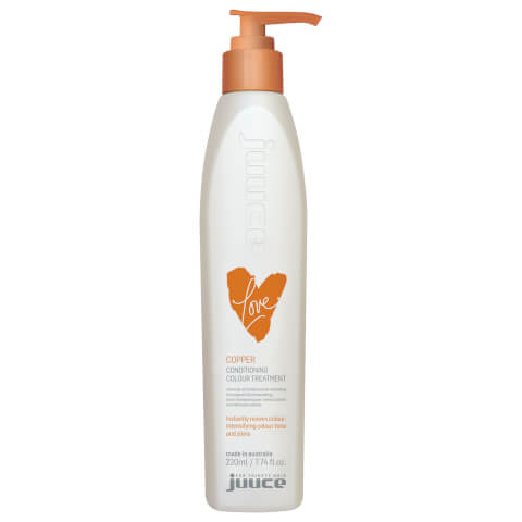 Juuce Love Conditioning Colour Treatment Copper 220ml