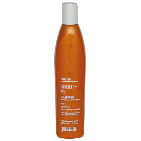 Juuce Smooth As Shampoo 345ml