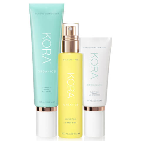 Kora Organics By Miranda Kerr 3 Step System - Oily/Combination