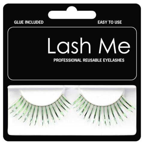 Lash Me Lashes Glow In The Dark Thin Green