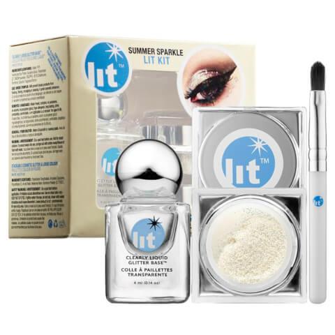Lit Cosmetics Mini Me Lit Kit - Hello Sunshine Size #2 Solid
