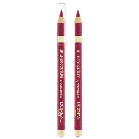 L'Oréal Paris Color Riche Lip Liner Couture #258 Berry Blush 1.2g