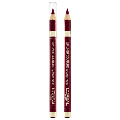 L'Oréal Paris Color Riche Lip Liner Couture #300 Velvet Robe 1.2g