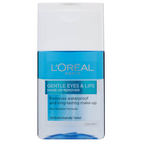L'Oréal Paris Gentle Eyes And Lips Express Makeup Remover 125ml