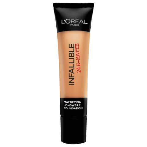 L'Oréal Paris Infallible 24H-Matte Foundation #32 Amber 35ml
