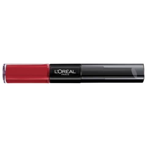L'Oréal Paris Infallible 2-Step Lipstick #507 Relentless Rouge 10ml