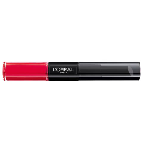 L'Oréal Paris Infallible 2-Step Lipstick #701 Captivated By Cerise 10ml