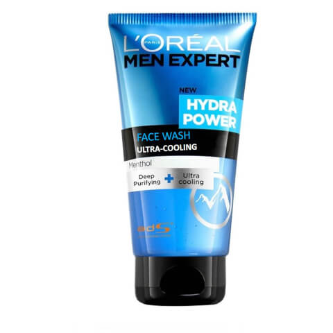 L'Oréal Paris Men Expert Hydra Power Face Wash Ultra-Cooling 150ml