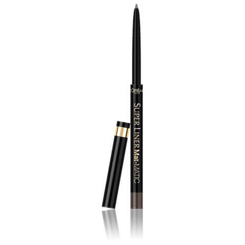L'Oréal Paris Super Liner Mat-Matic Matte Automatic Eyeliner Taupe Grey