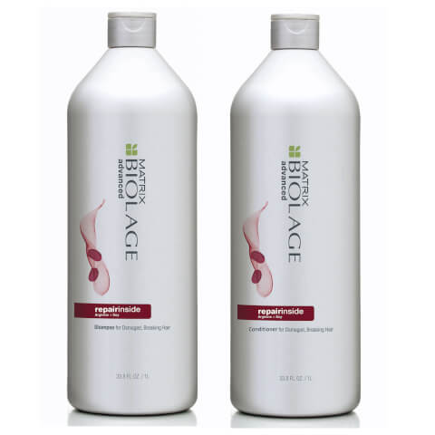 Matrix Biolage Advanced Repairinside Shampoo And Conditioner Duo Pack 2 x 1l