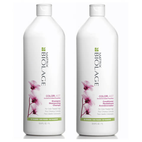 Matrix Biolage Colorlast Shampoo And Conditioner Duo Pack 2 x 1l
