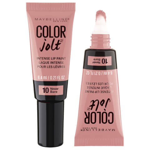Maybelline Color Jolt Intense Lip Paint #10 Never Bare 6.4ml