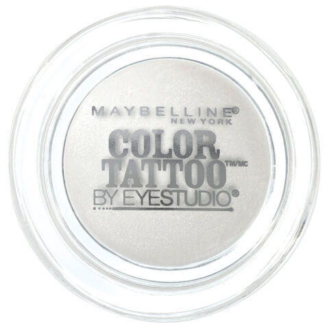 Maybelline Eye Studio Color Tattoo 24hr Cream Gel Eye Shadow #05 Too Cool 4g