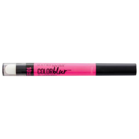 Maybelline Lip Studio Color Blur Lip Pencil And Smudger #10 Fast And Fuchsia 1.25g